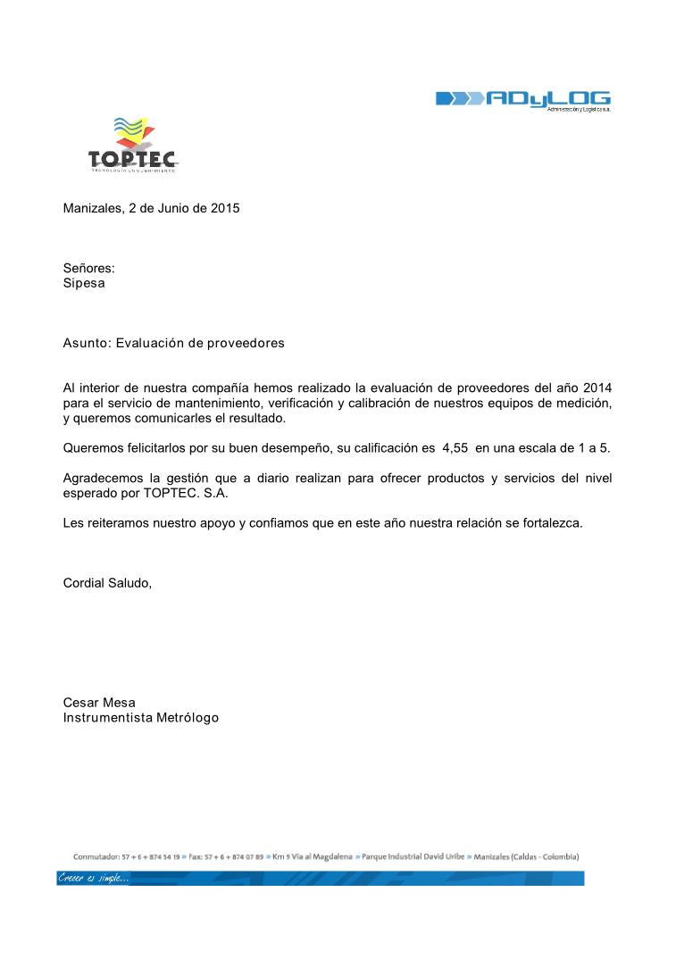 reconocimiento toptec