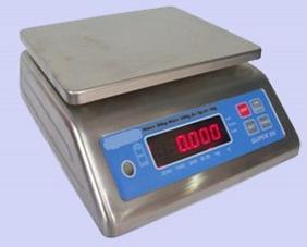 Balanza de mesa tipo mostrador  3, 7,15 y 30 kg
