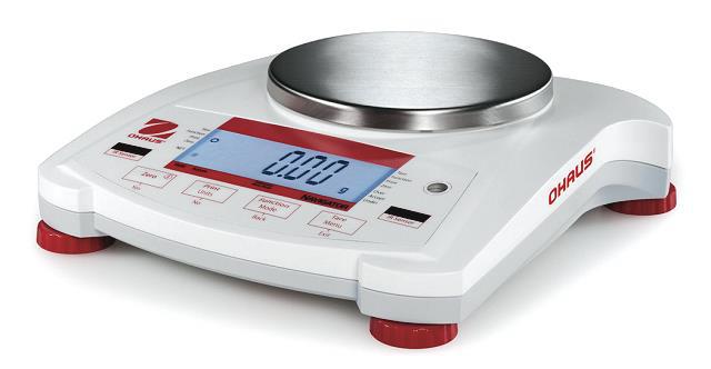Bascula marca OHAUS NV1101  1100 gr / 0,1 gr