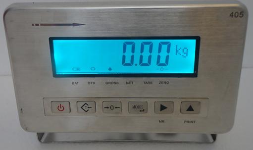 Indicador de peso Sipesa vector 405